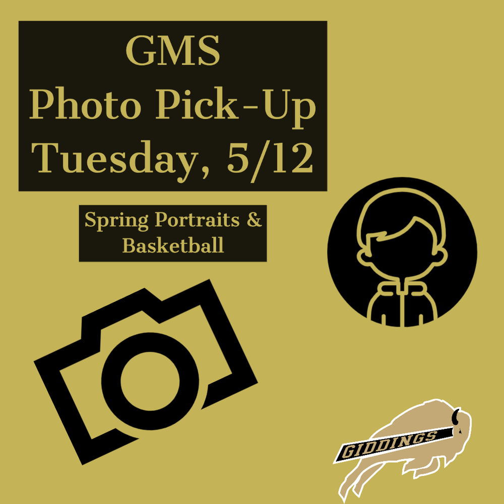 GMS Photo Pick-up Day