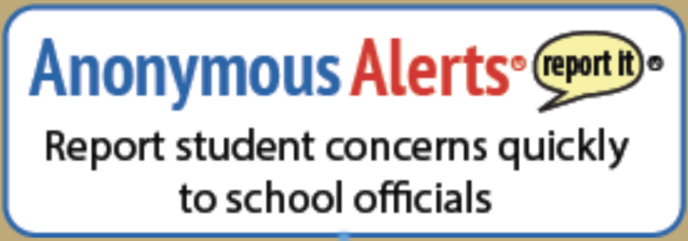 GISD announces use of Anonymous Alerts system