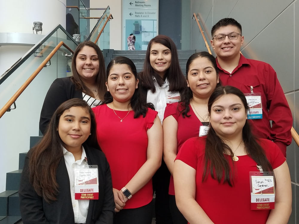 FCCLA goes to State
