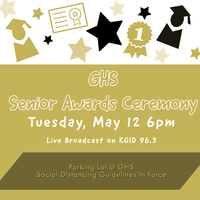 GHS 2020 Senior Awards Ceremony