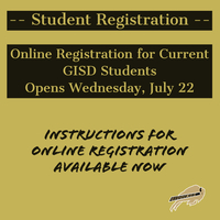 Online Registration Opens July 22