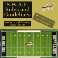 SWAP RULES AND GUIDELINES