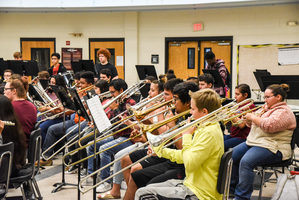 GHS, GMS Band concert TONIGHT (Tuesday)