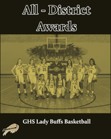 Girls Basketball All-District Awards