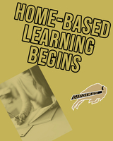 Home Based Learning Begins This Week!