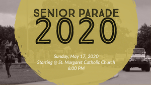 2020 GHS Senior Parade Route & Rules