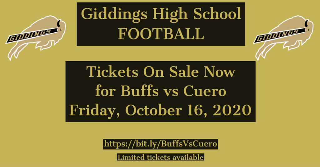 Buffs Vs Cuero