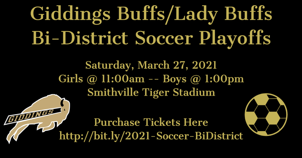 Soccer Bi-District Games