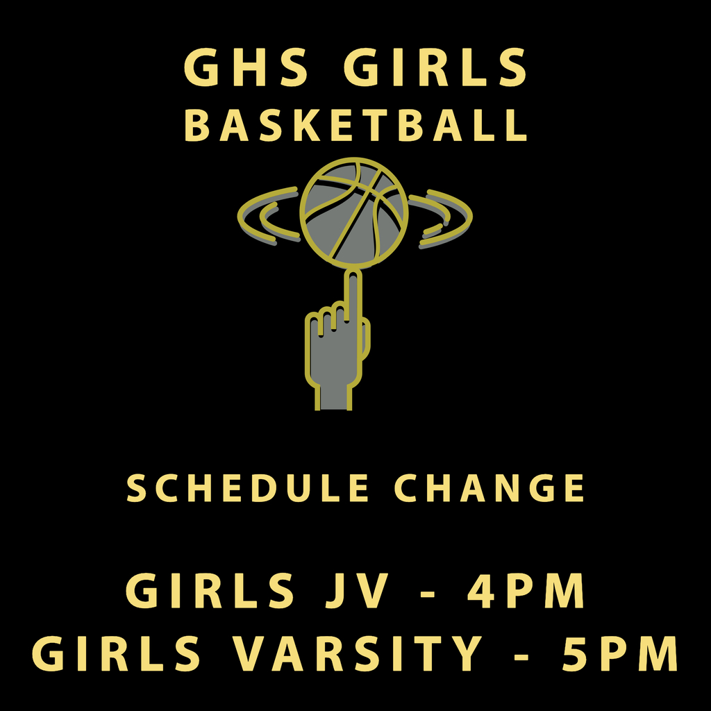 Basketball Schedule Change