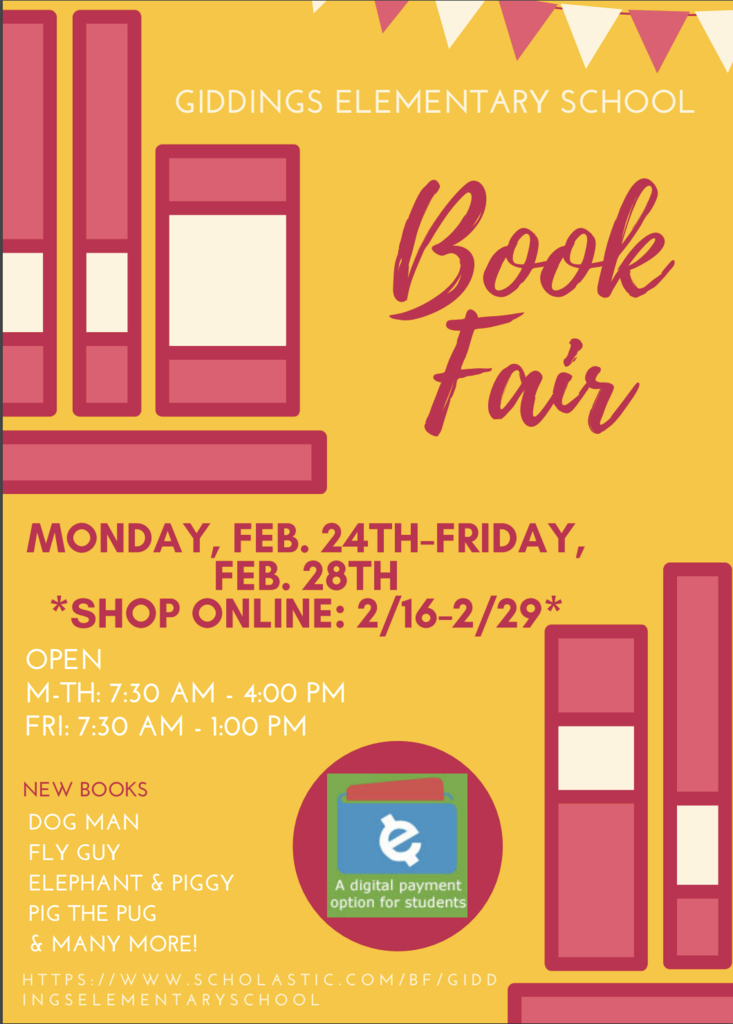 GES Book Fair