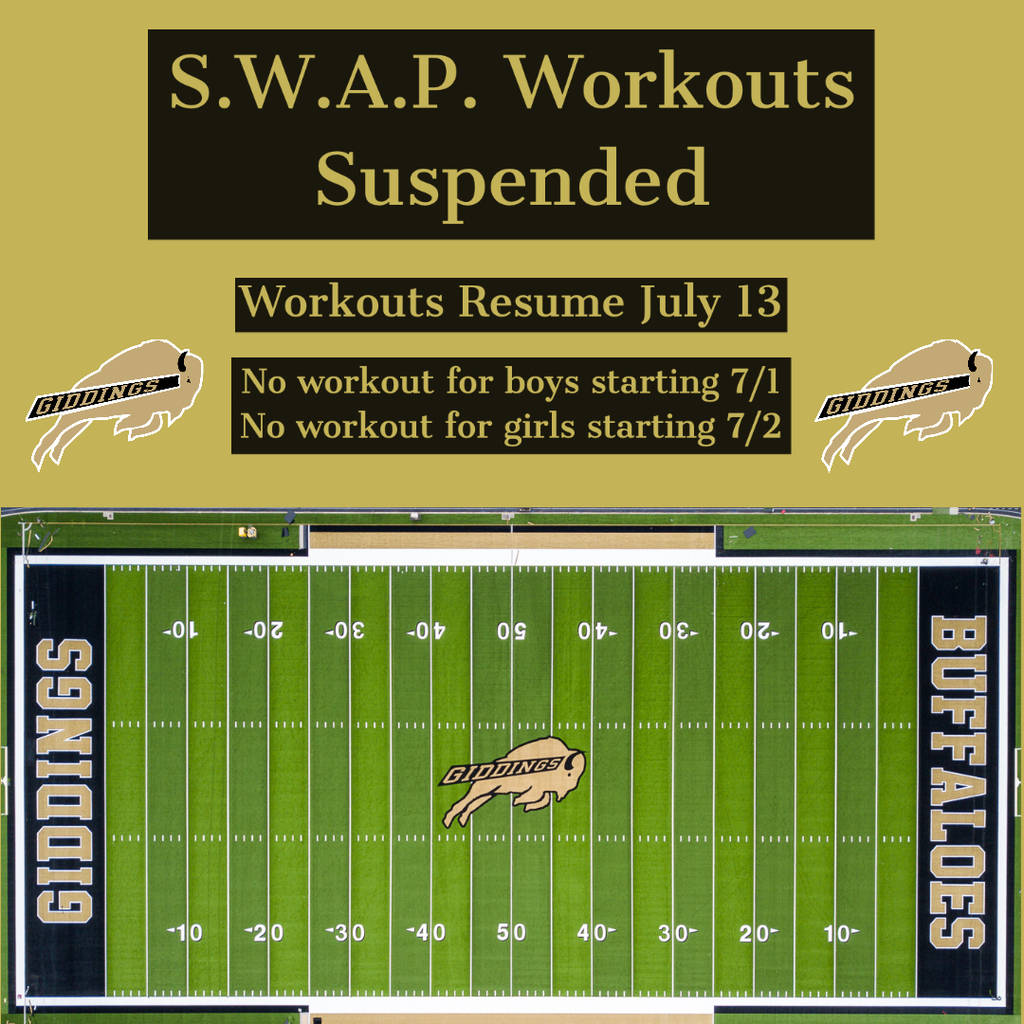 SWAP Suspended