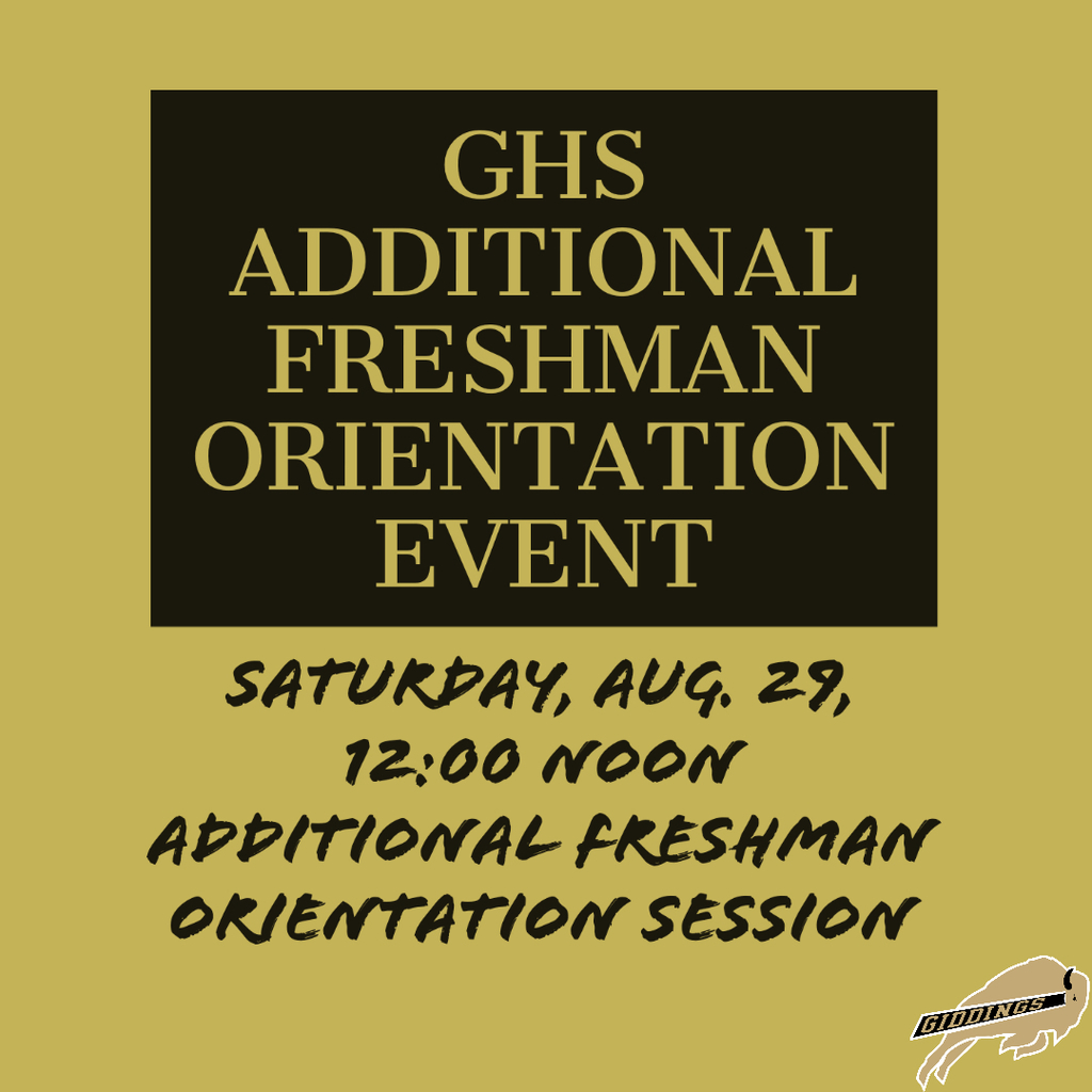 Additional Freshman Orientation