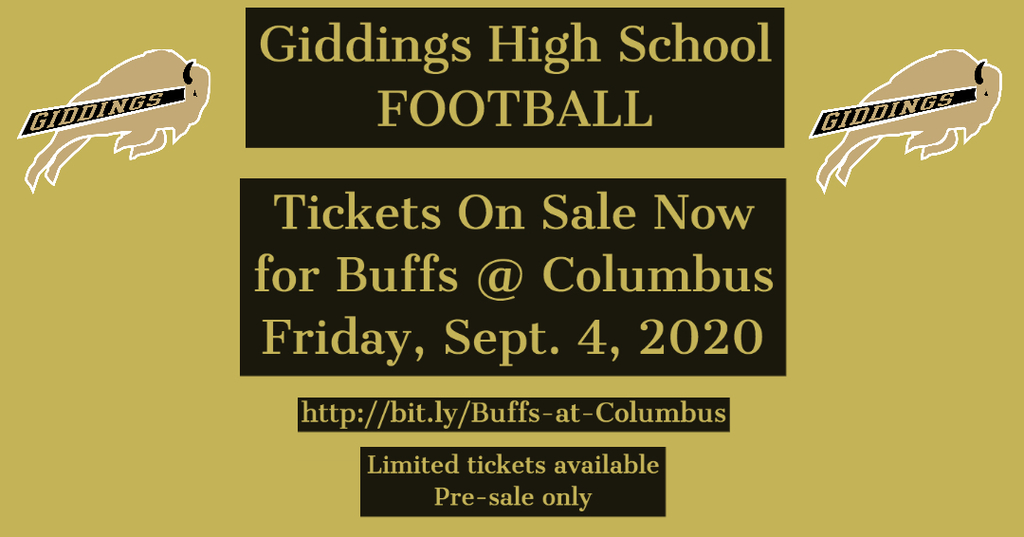 Tickets On Sale