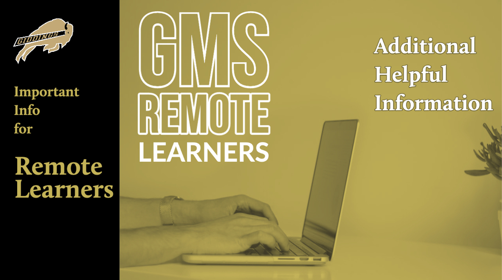 GMS Remote Learners