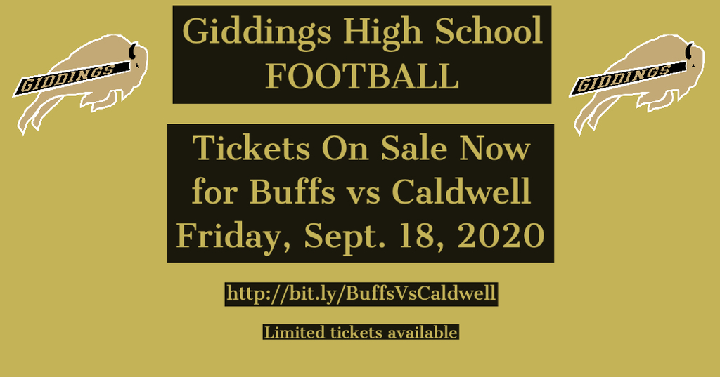 Buffs Vs Caldwell